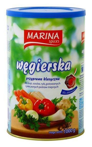 Приправа Венгерская универсальная (банка) MARINA Spices