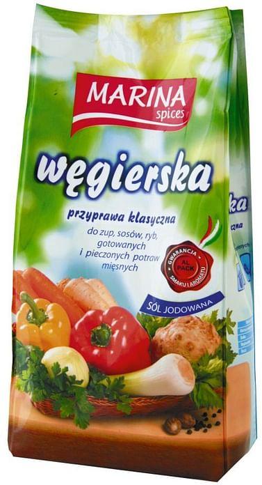 Приправа Венгерская универсальная (пакет) MARINA Spices