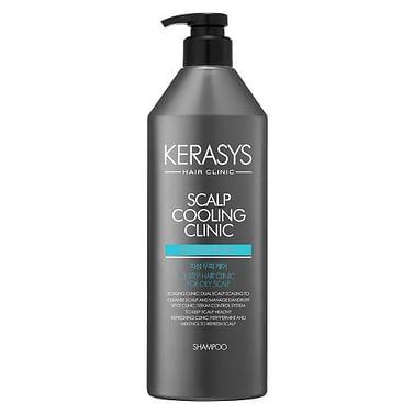Шампунь для свежести кожи головы Kerasys ORIGINAL Scalp Fresh Cool Shampoo, 600mмл.