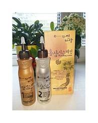 Средство для химической завивки волос Jayeon Baram Well-Being cysteine, 120+120мл.