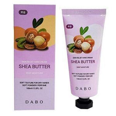 Крем для рук DABO Skin Relief Hand Cream Snail 100мл.