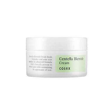 Крем центелла против акне и купероза COSRX Centella Blemish Cream, 30гр.