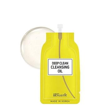 Гидрофильное масло BEAUSTA Deep Clean Cleansing Oil, 15мл.