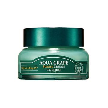 Увлажняющий крем для лица SKINFOOD Aqua Grape Bounce Cream, 63мл.