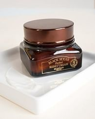 Крем для лица с экстрактом черного сахара SKINFOOD Black Sugar Perfect Reset Cream, 60мл.