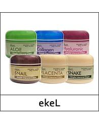 Интенсивный подтягивающий ампульный крем Ekel Ample Intensive Cream, 100гр.