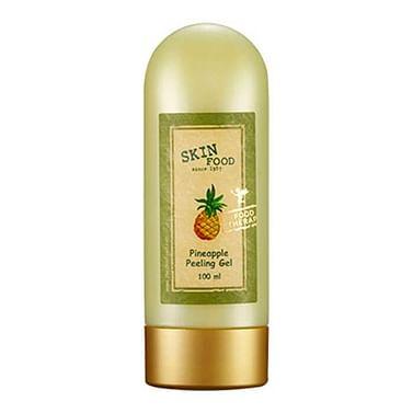 Пилинг-скатка с экстрактом ананаса SKINFOOD Pineapple Peeling Gel, 100мл.
