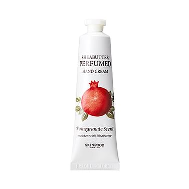 Питательный и увлажняющий крем для рук с маслом ши SKINFOOD Shea butter perfumed hand cream, 30мл.