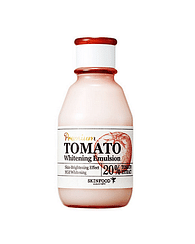 Осветляющая эмульсия с экстрактом томата SKINFOOD Premium Tomato Whitening Emulsion, 140мл.
