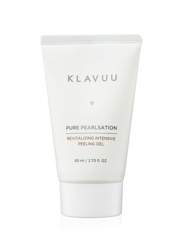 Пилинг-гель с жемчужной пудрой KLAVUU Pure Pearlsation Revitalizing Intensive Peeling Gel, 80мл.