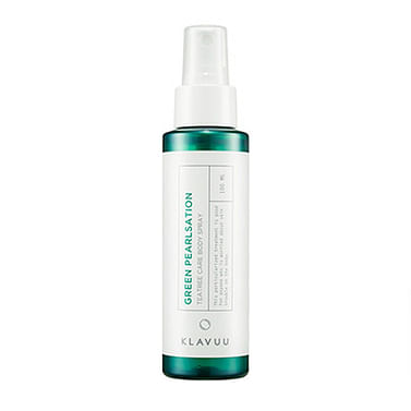 LUXURY Спрей для тела с салициловой кислотой KLAVUU GREEN PEARLSATION Teatree Care Body Spray, 100мл.