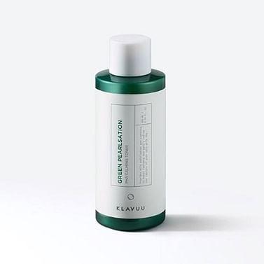 LUXURY Успокаивающий тонер для проблемной кожи KLAVUU GREEN PEARLSATION PHA CALMING TONER, 200мл.