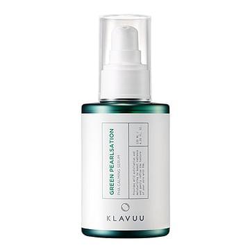 LUXURY Успокаивающая сыворотка для проблемной кожи KLAVUU GREEN PEARLSATION PHA CALMING SERUM, 120мл.