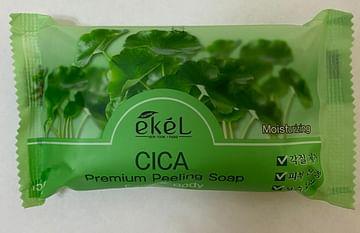 мыло - пилинг для лица и тела Ekel Premium Peeling Soap, 150гр.