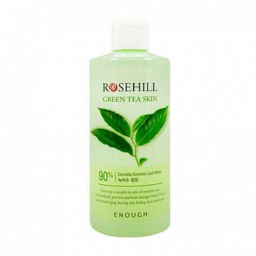 Тонер с экстрактом зелёного чая Enough Rosehill Green Tea Skin, 300мл.