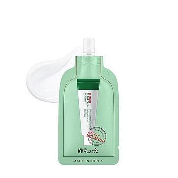 Увлажняющий крем для кожи лица с центеллой азиатской BEAUSTA Blemish Clear Cream, 15мл.