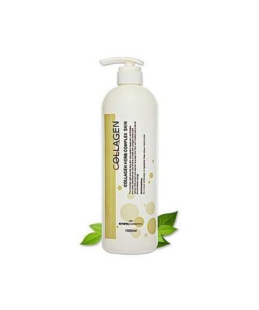 Тоник для лица с Коллагеном и растительными экстрактами Esthetic House Collagen Herb Complex Skin, 1000мл.