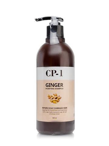 Шампунь/Кондиционер Esthetic House CP-1 Ginger Purifying, 500мл.