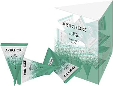 Маска для лица с артишоком J:ON Artichoke Deep Moisture Sleeping Pack, 1шт* 5гр