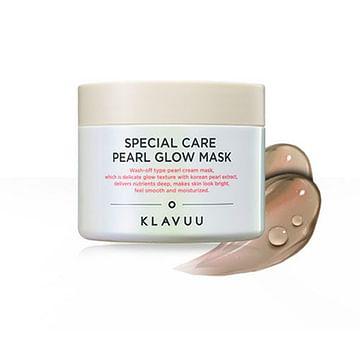 Глиняная маска для лица KLAVUU Special Care Pearl Glow Mask, 100мл.
