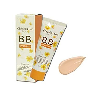 ВВ крем для лица Christian Gio BB Cream UV Makeup Base Sun Block, 50мл.