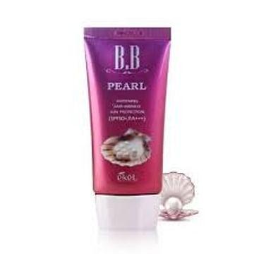 ВВ крем с экстрактом жемчуга Ekel BB Cream Ekel Pearl SPF50/PA+++, 50мл.
