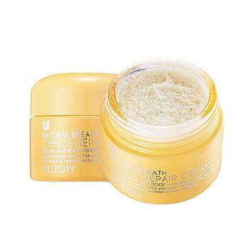 Питательный сырный крем для лица MIZON Cheese Repair Cream, 50мл.