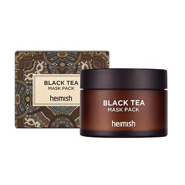 Антиоксидантная маска против отеков Heimish Black Tea Mask Pack, 110мл.