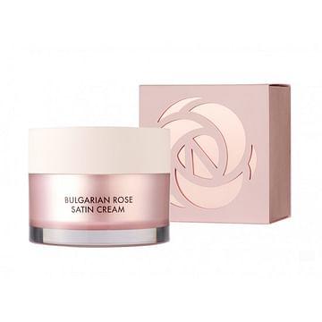 Питательный крем с розой для сухой кожи Heimish Bulgarian Rose Satin Cream, 55мл.