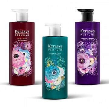 Шампунь для сухих и ломких волос Kerasys Perfume Charmant Must Shampoo, 600мл.