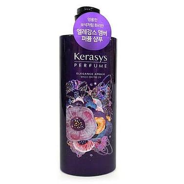 Шампунь для тонких и ослабленных волос Kerasys Perfume Elegance Amber Shampoo, 600мл.