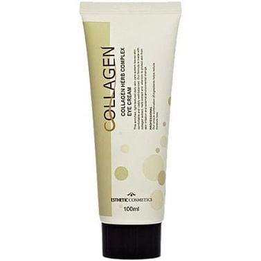 Крем для век с коллагеном Esthetic House Collagen Herb Complex Eye Cream, 100мл.