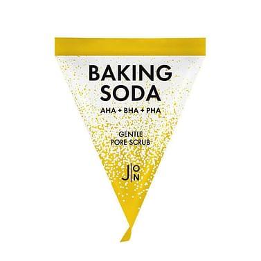 Скраб для лица J:ON Baking Soda Gentle Pore Scrub, 5гр.