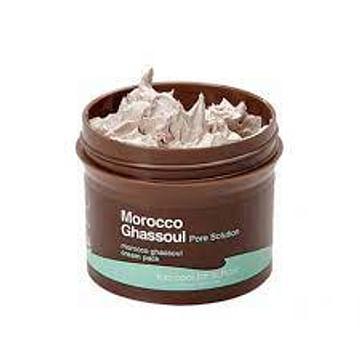 Очищающая маска для лица с марокканской глиной Too Cool For School Morocco Ghassoul Cream Pack, 100гр.