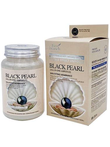 Сыворотка для лица с экстрактом черного жемчуга Eco branch Black Pearl All-In-One Ampoule, 250 мл.
