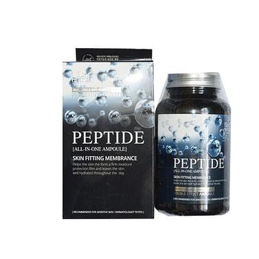 Антивозрастная ампульная сыворотка для лица с пептидами Eco branch Peptide All-In-One Ampoule, 250мл.