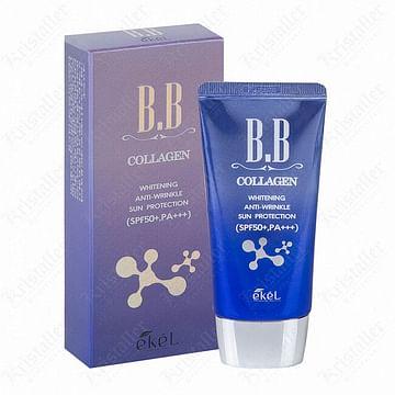 BB-Крем с коллагеном Ekel Collagen BB Cream SPF 50 PA+++, 50мл.