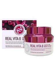 Крем с витаминами для сияния кожи Enough Real Vita 8 Complex Pro Bright Up Cream, 50мл.