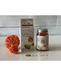 Сыворотка для лица Eco branch 3in1 All-In-One Moisture Ampoule, 100мл. - Витамин