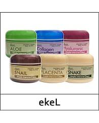 Интенсивный подтягивающий ампульный крем Ekel Ample Intensive Cream, 100гр. - Улитка