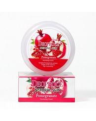 Крем для лица и тела Deoproce Natural Skin Nourishing Cream - Гранат