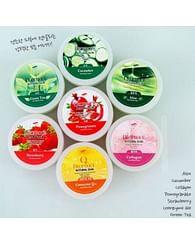 Крем для лица и тела Deoproce Natural Skin Nourishing Cream - Огурец