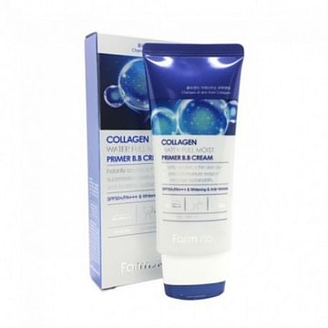 Увлажняющий ББ-крем с коллагеном Farm Stay Collagen Water Full Moist Primer BB Cream SPF50 PA+++, 50мл.