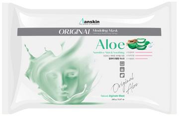 РОЗНИЦА Альгинатная маска ANSKIN Modeling Mask, 240гр.
