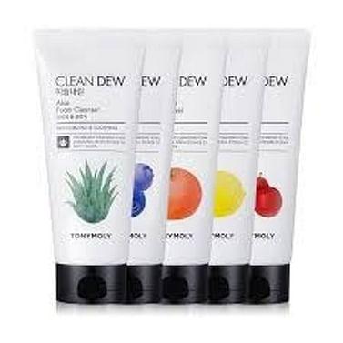 Пенка для очищения кожи лица TONYMOLY Clean Dew Foam Cleanser, 180мл. - Грейпфрут