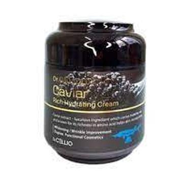 Крем для лица с экстрактом черной икры Dr.CELLIO Dr.G90 solution caviar tich hydrating cream, 85мл.