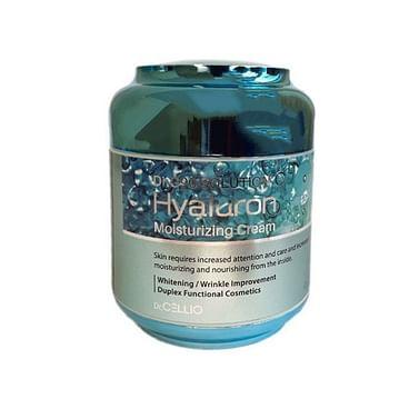 Крем для лица с гиалуроновой кислотой Dr.CELLIO Dr.G90 solution hyaluron mpisturizing cream, 85мл.