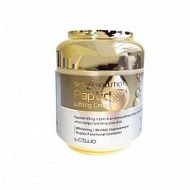 Крем для лица с пептидами Dr.CELLIO Dr.G90 solution peptid lifting cream, 85мл.