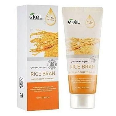 Пилинг-гель (скатка) для лица Ekel Natural Clean Peeling Gel, 100мл. - Рис
