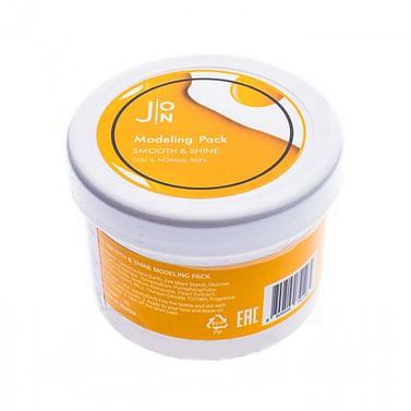 Альгинатная маска J:ON Modeling Pack, 18 гр. - Гладкость и сияние (smooth)